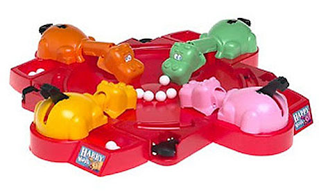 Hungry Hippos!